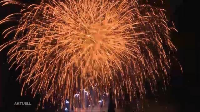 Feuerwerksverbot für 1. August immer wahrscheinlicher
