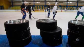 Die Pucks liegen bereit: In der NHL kann es losgehen