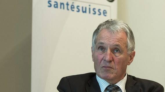 Santésuisse-Präsident Christoffel Brändli