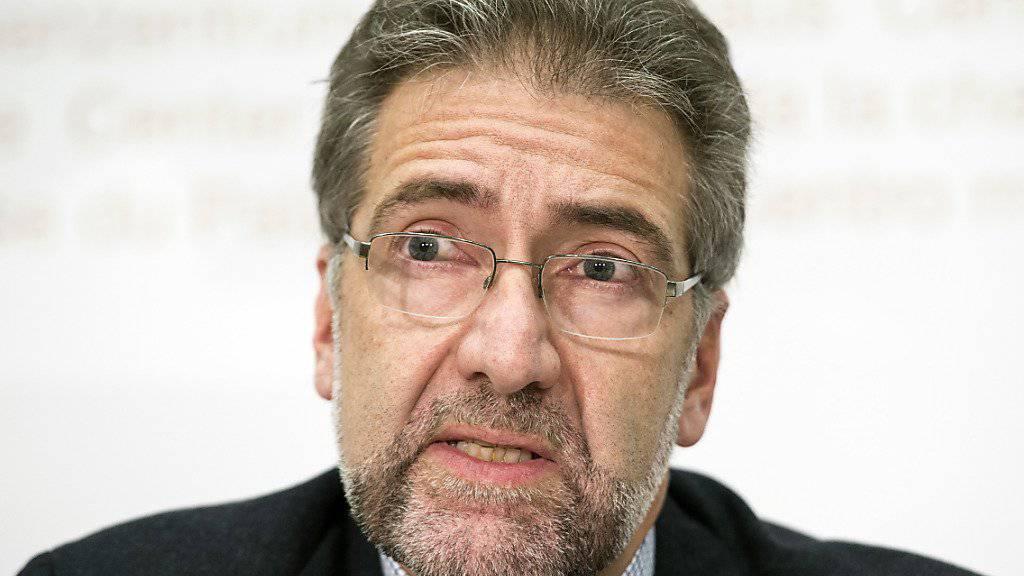 """Sarkis Shahinian, Ehrenpräsident der Gesellschaft Schweiz-Armenien, kritisiert das Urteil aus Strassburg im Fall Dogu Perinçek als """"oberflächlich""""."""