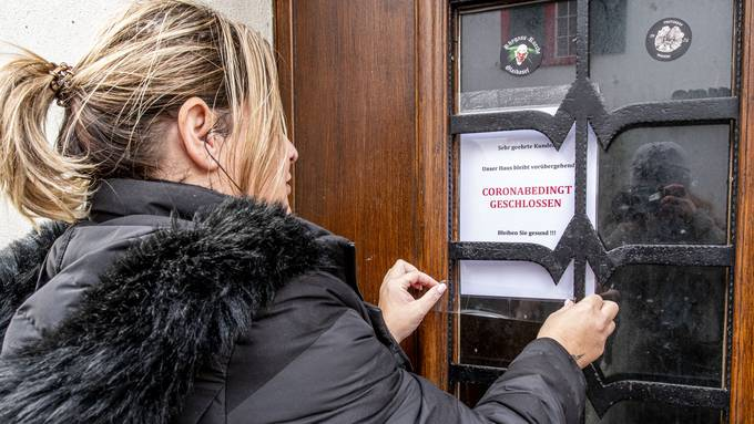 Die Restaurants in Basel sind seit Montag für drei Wochen geschlossen.