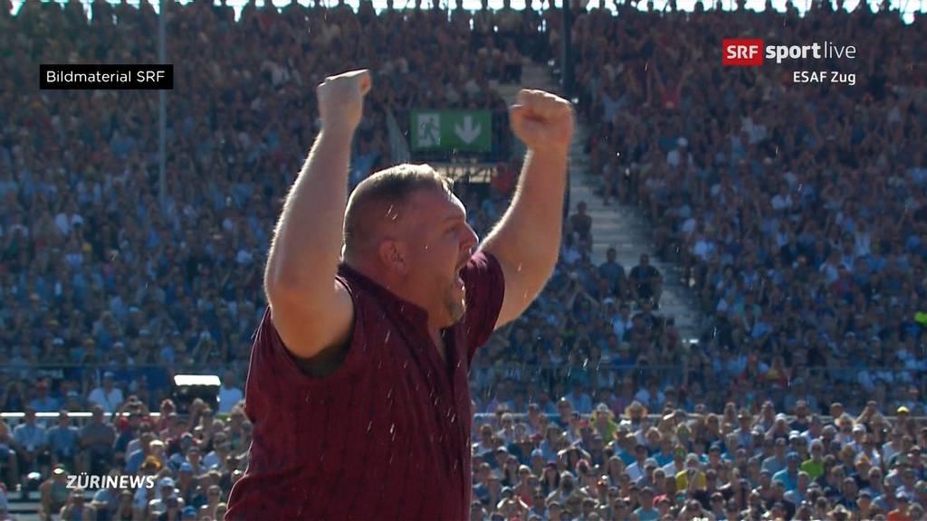 Schwingerkönig mit 34: Christian Stucki erfüllt sich langjährigen Traum