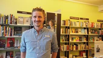 Buchhändler in Baden