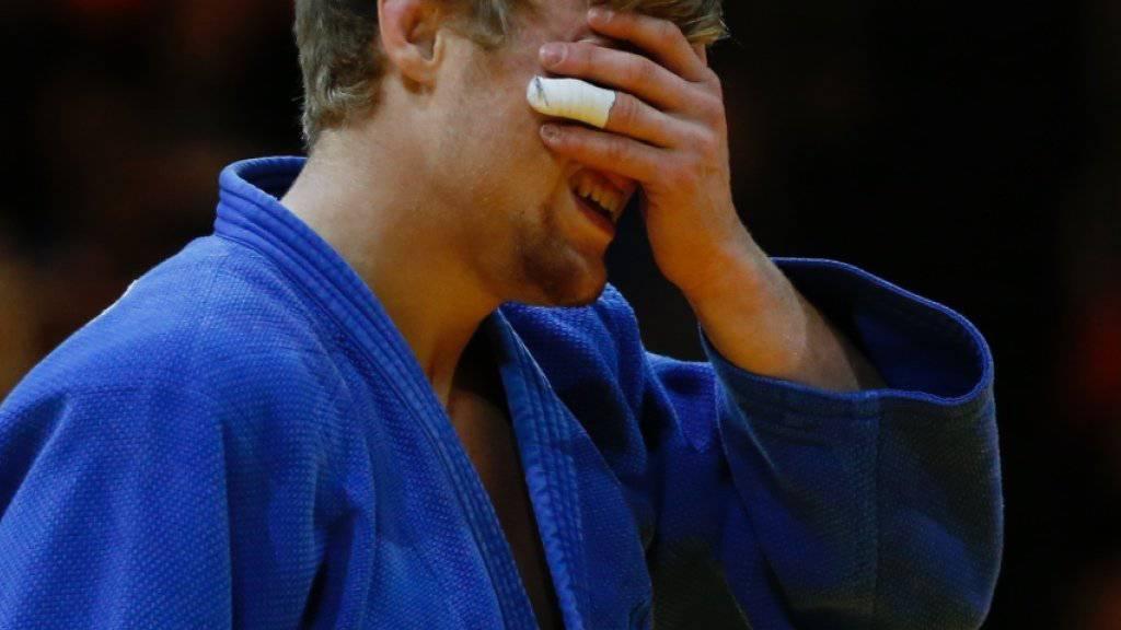 Nils Stump scheitert bei der WM früh