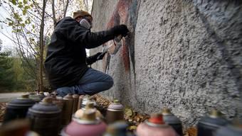 Zoran Stojanovic Streetart Dokumentarfilm «Recover – Streetart in Chernobyl»