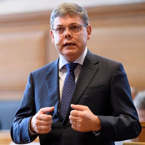 Nationalrat Franz Grüter, SVP (LU)