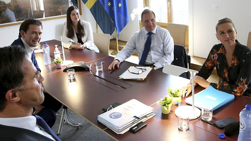 Annäherung mit Trippelschritten beim EU-Gipfel
