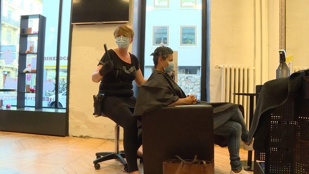 +41 Spezial: Endlich wieder Haare schneiden