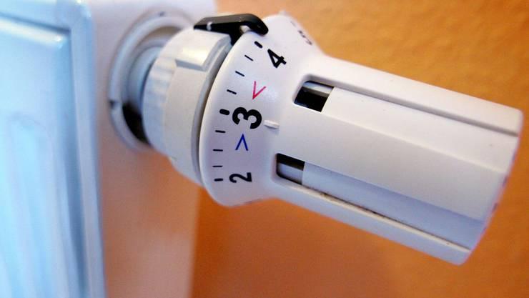 Die Sektion der «Aktion für eine vernünftige Energiepolitik» ist gegen ein Verbot von Elektrospeicherheizungen. (Symbolbild)