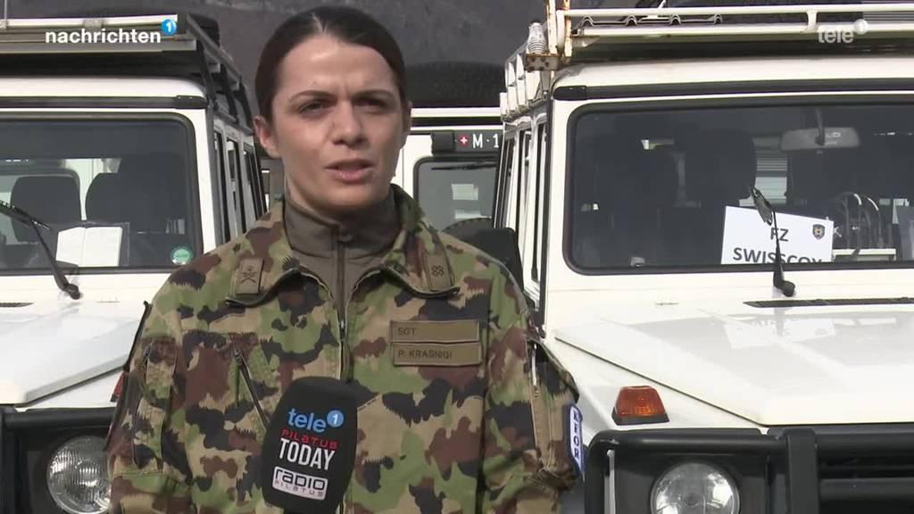 Ein Pilotprojekt für mehr Frauen in der Armee