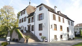 Das Schloss Binningen hätte zum Schauort der diesjährigen Bundesfeier werden sollen. Nun setzen neue Corona-Massnahmen diesem Plan ein Ende.