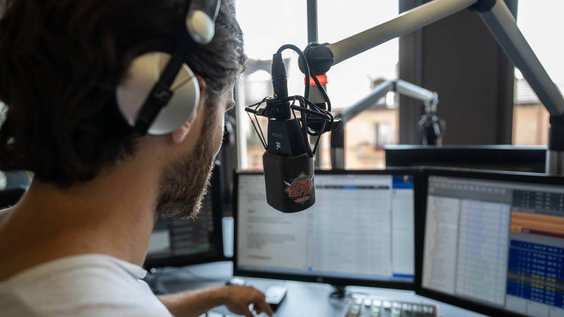 Radio 24 Studio