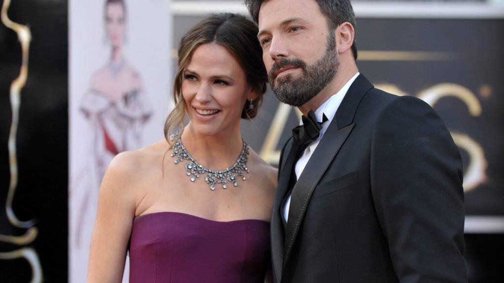 Es besteht Hoffnung: Jennifer Garner und Vielleicht-Ehebrecher Ben Affleck sollen laut Medienberichten um ihre Liebe kämpfen. (Archiv)