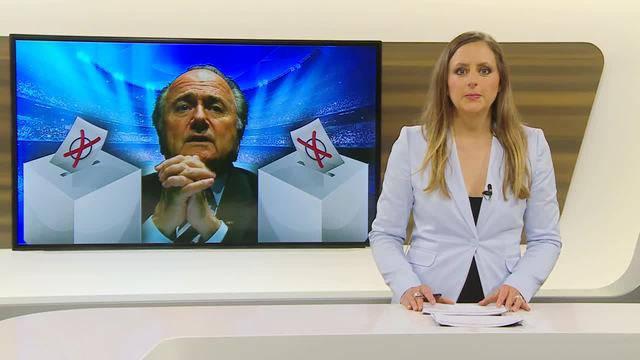 Prinz Ali gibt auf - Blatter wiedergewählt