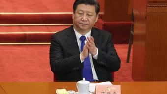 Xi Jinping - der mächstigste Mann Chinas.