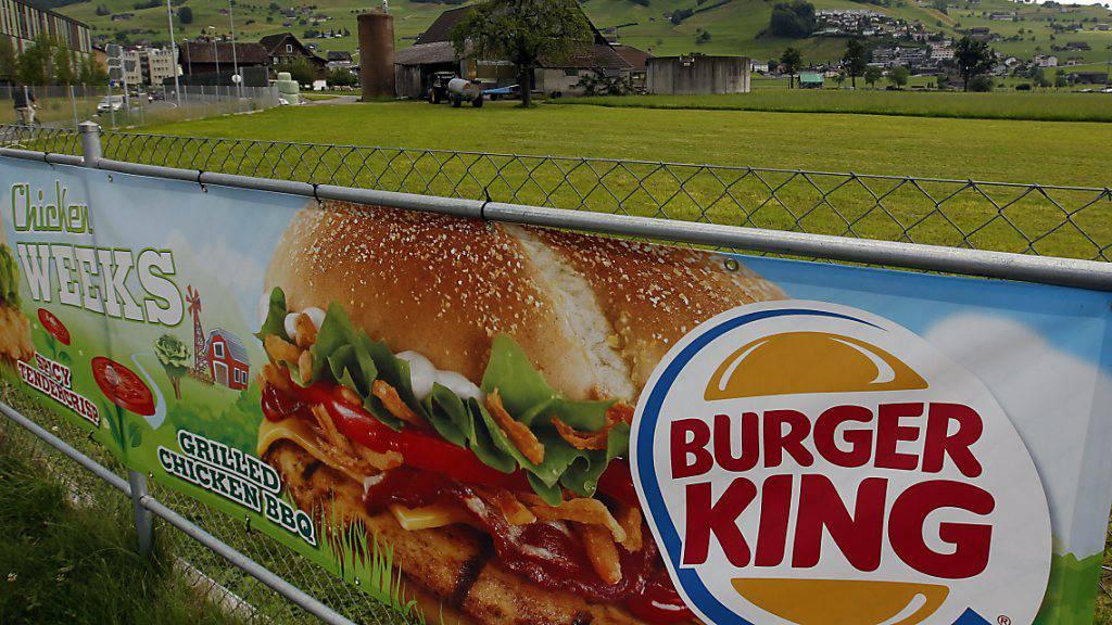 Burger King will in der Schweiz wachsen