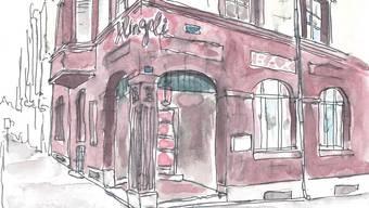 Das neue «Klingeli» öffnet ein Pop-up-Restaurant im leer stehenden Ackermannshof