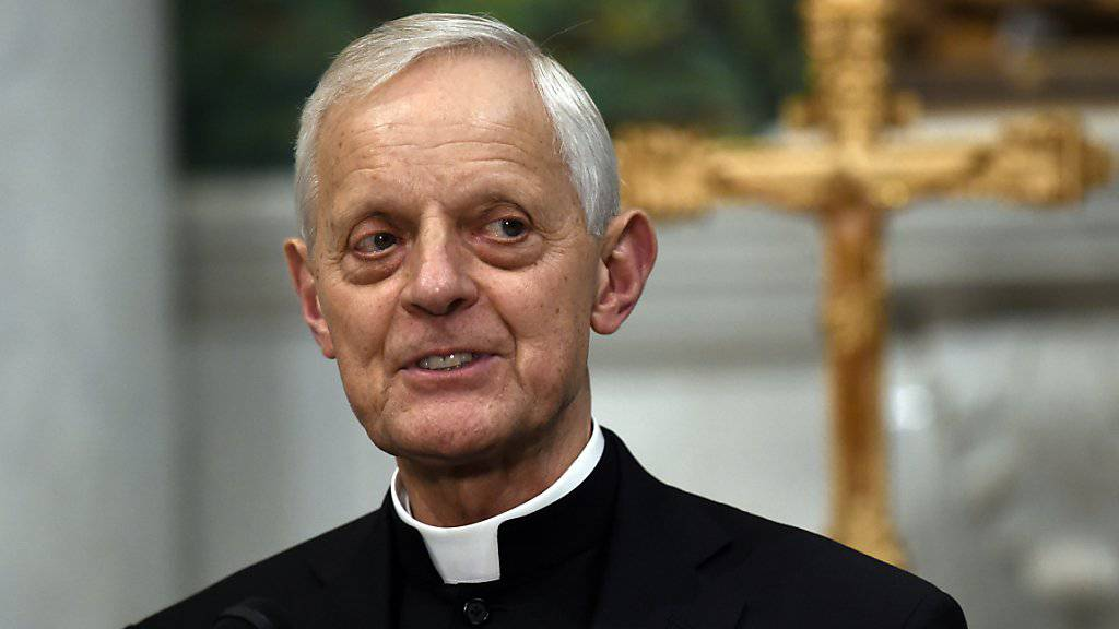 Soll geholfen haben, Missbrauchsfälle im Klerus zu vertuschen: US-Erzbischof von Washington, Kardinal Donald Wuerl. (Archivbild)