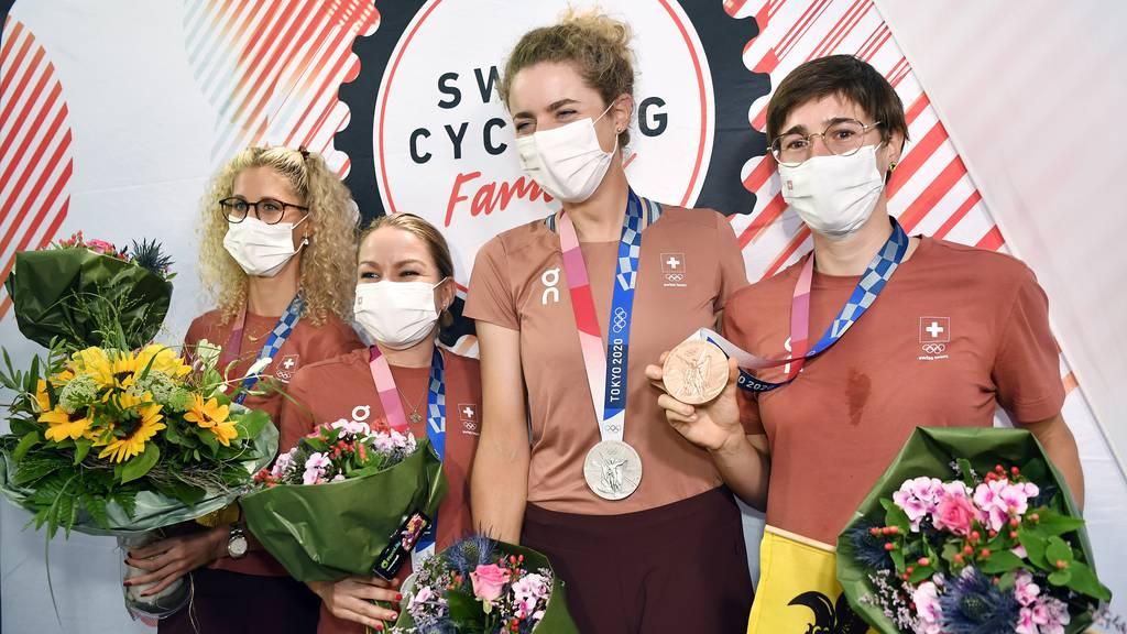 Deshalb sind die Schweizer Olympia-Frauen erfolgreicher als die Männer