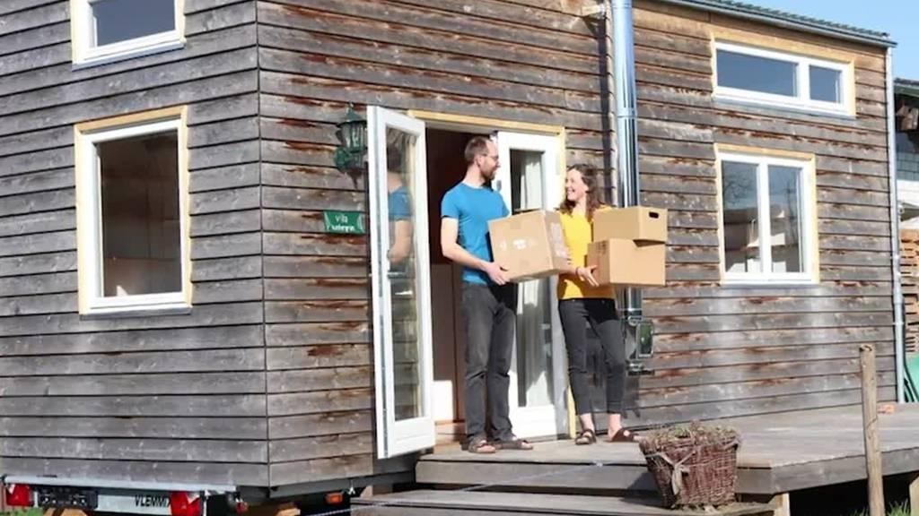 Tiny House: So war das Leben auf 26 Quadratmetern