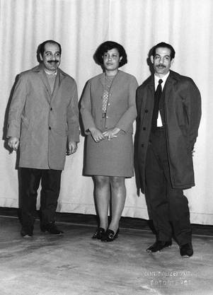 Die drei Überlebenden Abu El Helga, Amena Dabhor und Youssef Ibrahim wurden später freigepresst.
