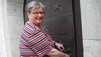 Am Sonntag wird Pfarrerin Willemien Lammers ein letztes Mal die Tür der reformierten Kirche passieren, um einen Gottesdienst zu halten.