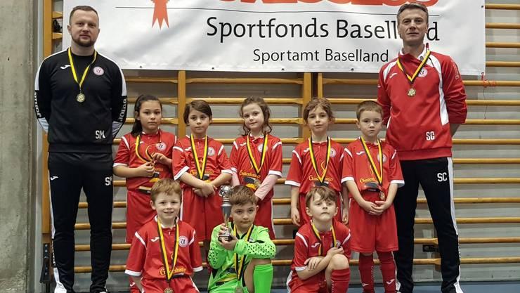 Erster Platz Aqua Basilae Cup