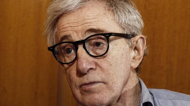 Der Schauspieler und Regisseur Woody Allen (Archiv)