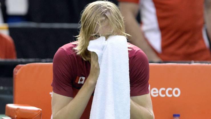 Denis Shapovalov kehrt zurück ins Rampenlicht