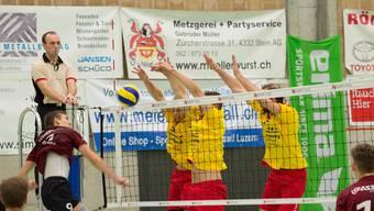 Es ist ein wichtiger Sieg für das NLB-Team von Laufenburg-Kaisten. Aufgrund einer Schwächephase lautete das Endresultat nur 3:2, drei Sätze lang zeigten sie aber ein starkes Volleyball.