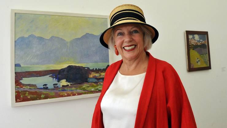 Esther Grether zeigt Werke ihrer Sammlung im Basler Kunstmuseum.