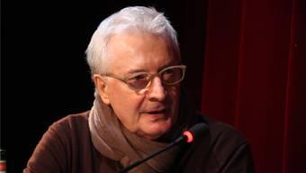 Regisseur Heinz Bütler: «Mich hat interessiert, aus welcher Welt Klaus Merz seine Stoffe bezieht. Deshalb die Reise durch das Wynental und auch die Beschränkung auf das Wynental.»