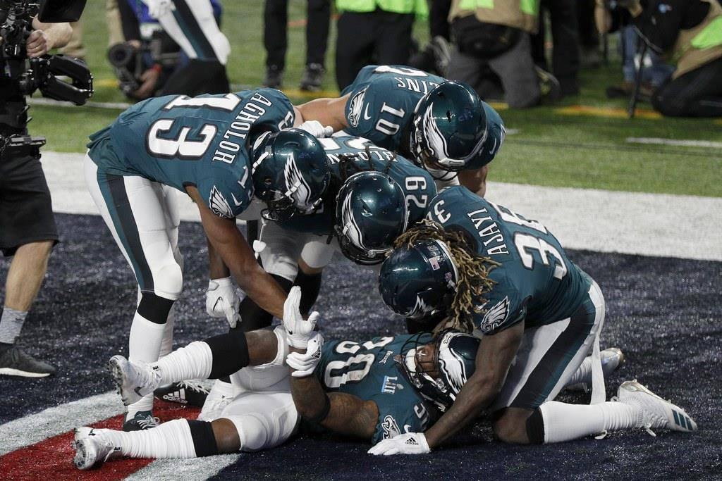 Der Super Bowl 2018