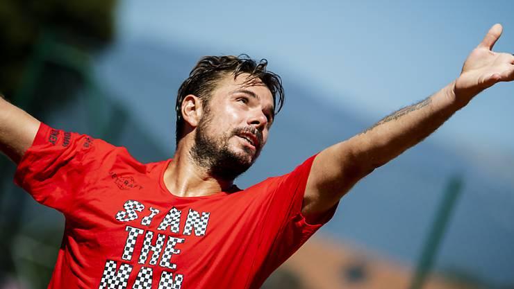 Stan the Man ist zurück: In Rom spielt Wawrinka sein erstes richtiges ATP-Turnier nach der Corona-Pause