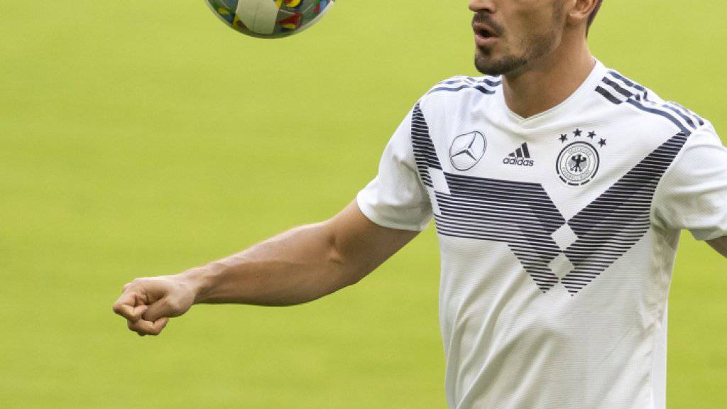 Mats Hummels spricht sich klar für Joachim Löw aus
