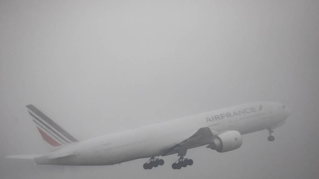 Die Geldspritze für Air France erhält den Segen der EU-Kommission. (Archivbild)
