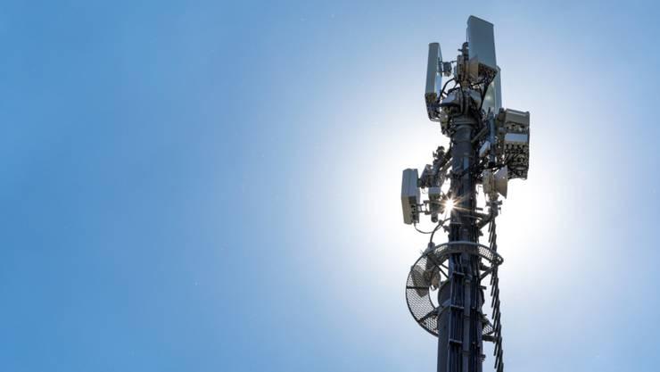 Gibt es bald ein neue Mobilfunkanlage? Sunrise plant die Inbetriebnahme von 5G in der Gemeinde Eiken.
