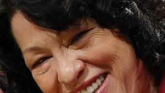 Sonia Sotomayor im Obersten US-Gericht
