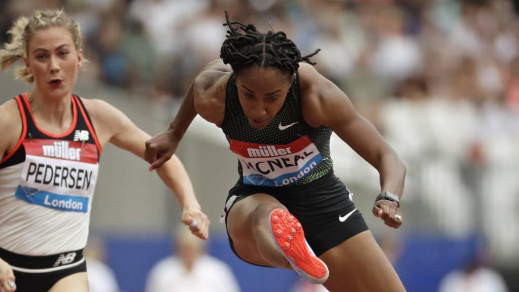 Brianna McNeal wird im Falle einer Bestätigung ihrer Doping-Sperre nicht nur die Olympischen Spiele verpassen, sondern wohl die Karriere beenden müssen.