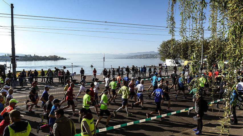 Wettbewerb: Zürich Marathon 2020