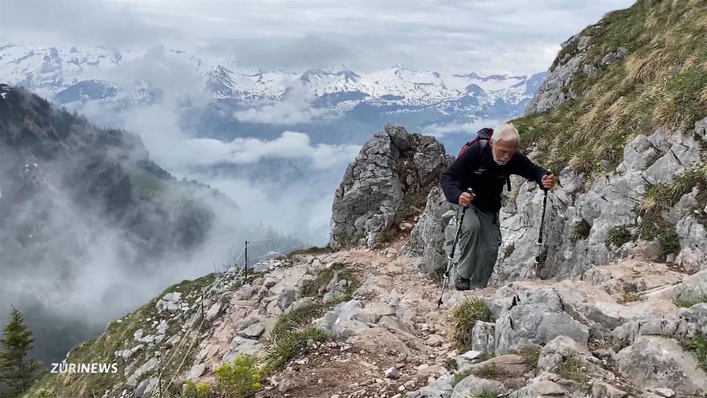 Nach tödlichem Absturz am Mythen: Armin Schelbert trauert um seinen besten Freund