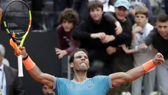 Jubelt Rafael Nadal auch in Paris?