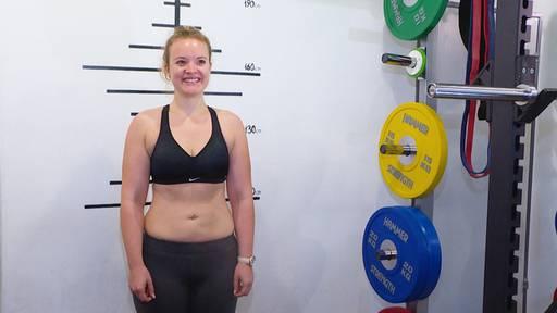 Schmerzen, Schweiss und Schikane – das waren 100 Tage Body Challenge