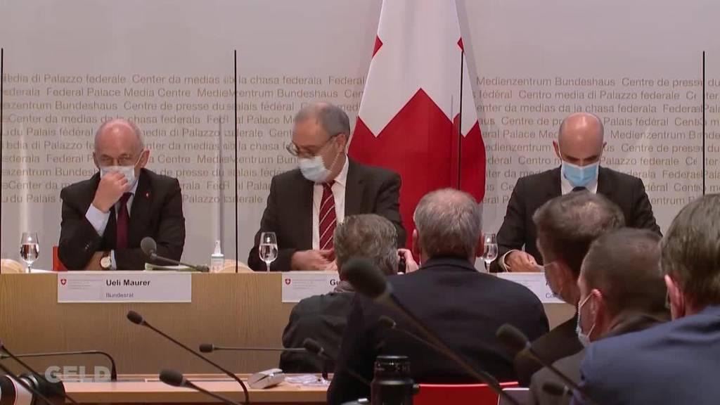 Härtefallhilfe Bund / Good News vom Schweizer Bauchemiekonzern SIKA