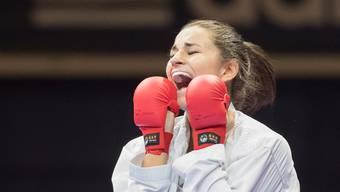 Elena Quirici will die Schweiz an den Olympischen Spielen vertreten – einfach ein Jahr später als geplant.