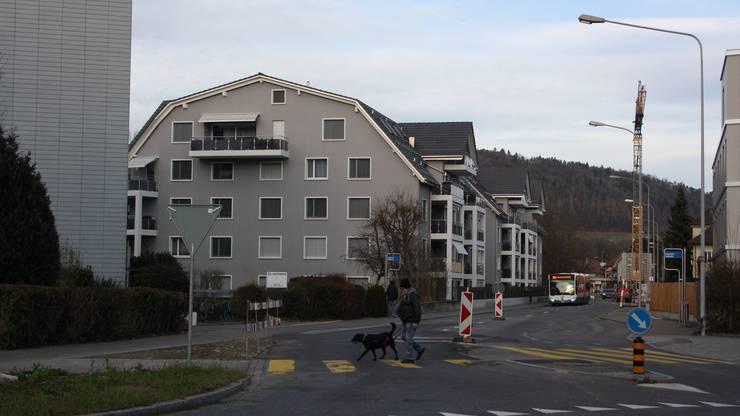 Auf der Fahrweidstrasse soll künftig zwischen Überland- und Querstrasse Tempo 30 gelten.