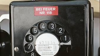 Wenn Telefone nicht funktionieren, sind mehrere Fricktaler Feuerwehren im Magazin präsent.