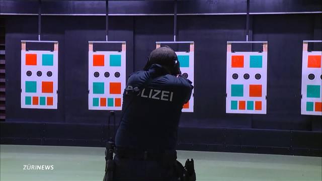 Neue Schiessanlage für Kantonspolizei