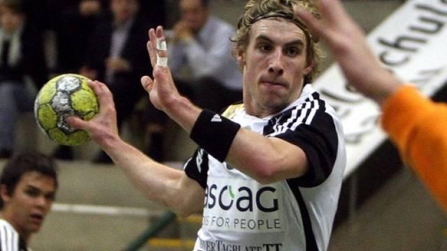 Luca Linder: Matchwinner im letzten Europacupspiel gegen Bozen.
