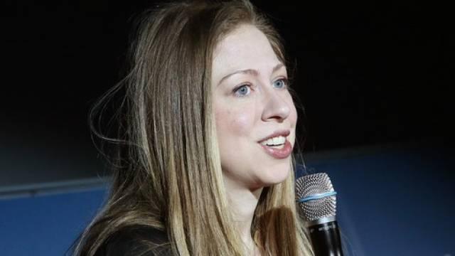 Chelsea Clinton, Vize-Vorsitzende der Clinton Stiftung (Archiv)